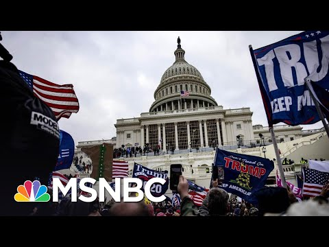 A 'Surreal, Bizarre' Day: Congress Returns After Pro-Trump Insurrection   The 11th Hour   MSNBC