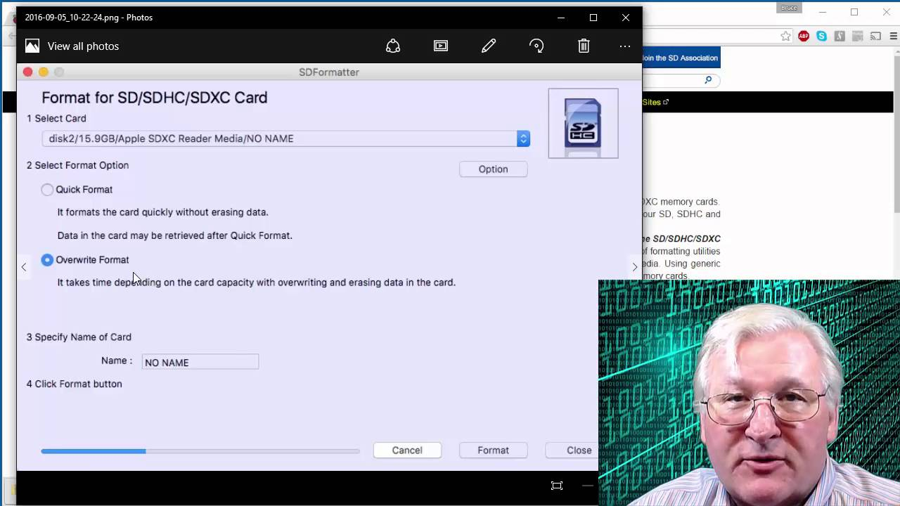 Format SD Card With NOOBS for Raspberry Pi - Mac and Windows