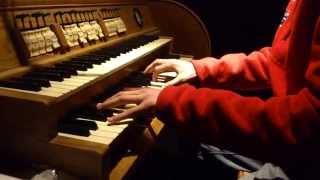 Psalm i Alleluja.Organy