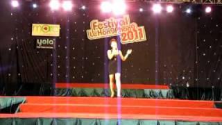 Uyen Linh - Cam on tinh yeu - Festival LHP