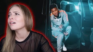YoungBoy Never Broke Again - Genie | MUSIC VIDEO REACTION