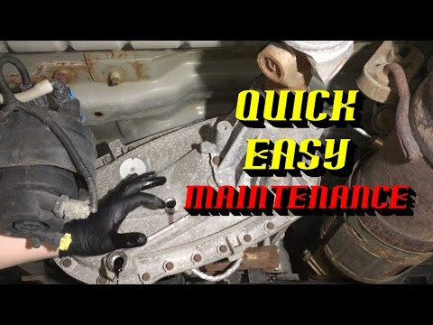 Ford 4X4 Vehicles: Transfer Case Fluid Drain and Fill Procedure w/ Very Important Tips!