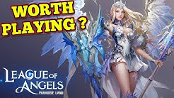 League of Angels-Paradise Land : Second Impressions