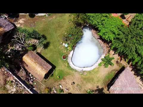 Philippines - Malbog Sulfur Spring, Marinduque | DJI Phantom