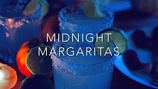 Midnight Margaritas - Practical Magic Cocktail Recipe Video