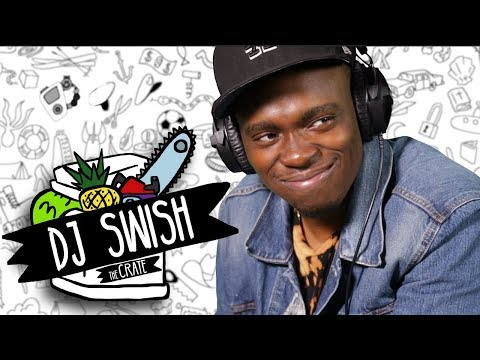 DJ Swish Makes A Beat On The Spot | The Crate