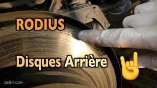 Rodius 🚙 Vibrations Freins Arrière 💿 Tentative de Résolution 2/3