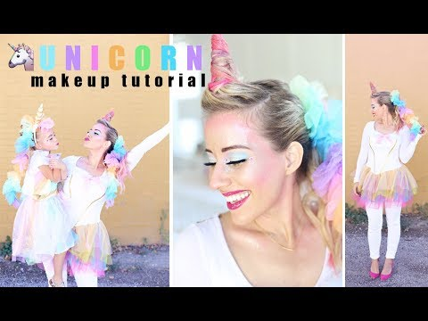Unicorn Makeup Tutorial! | Twist Me Pretty