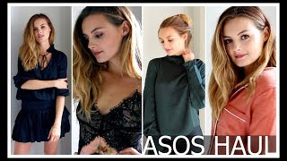 ASOS TRY ON HAUL | Niomi Smart