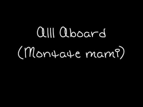 Romeo Santos Ft. Lil Wayne • All Aboard (Lyrics) - YouTube