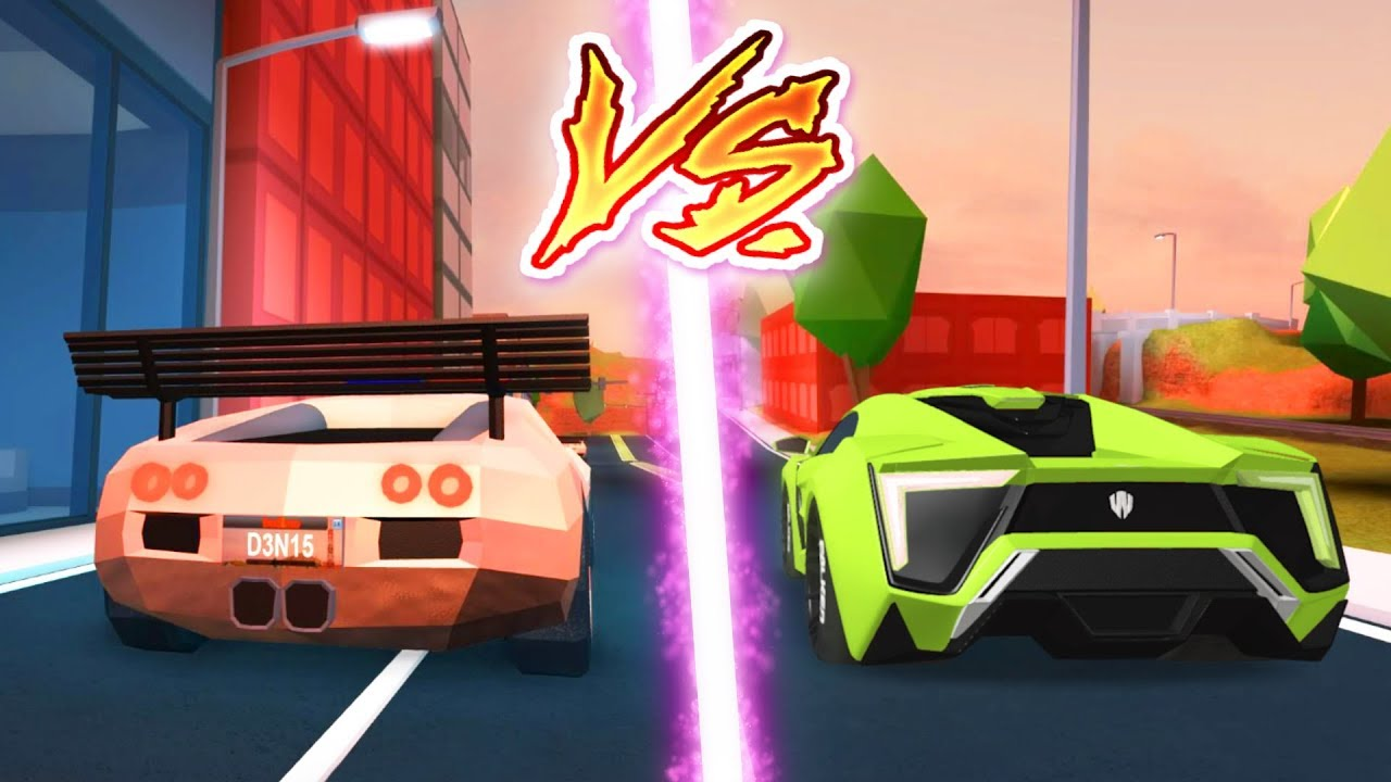 NEW FASTEST VEHICLE IN ROBLOX JAILBREAK