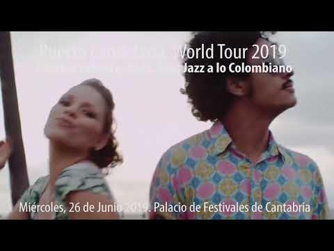 Puerto Candelaria en el Palacio de Festivales