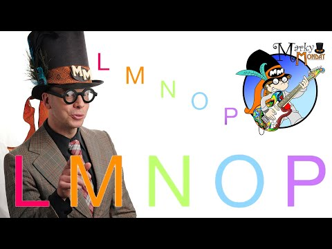 Learn the alphabet: LMNOP song for kids ABC's