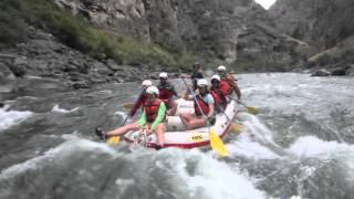 Rafting Idaho
