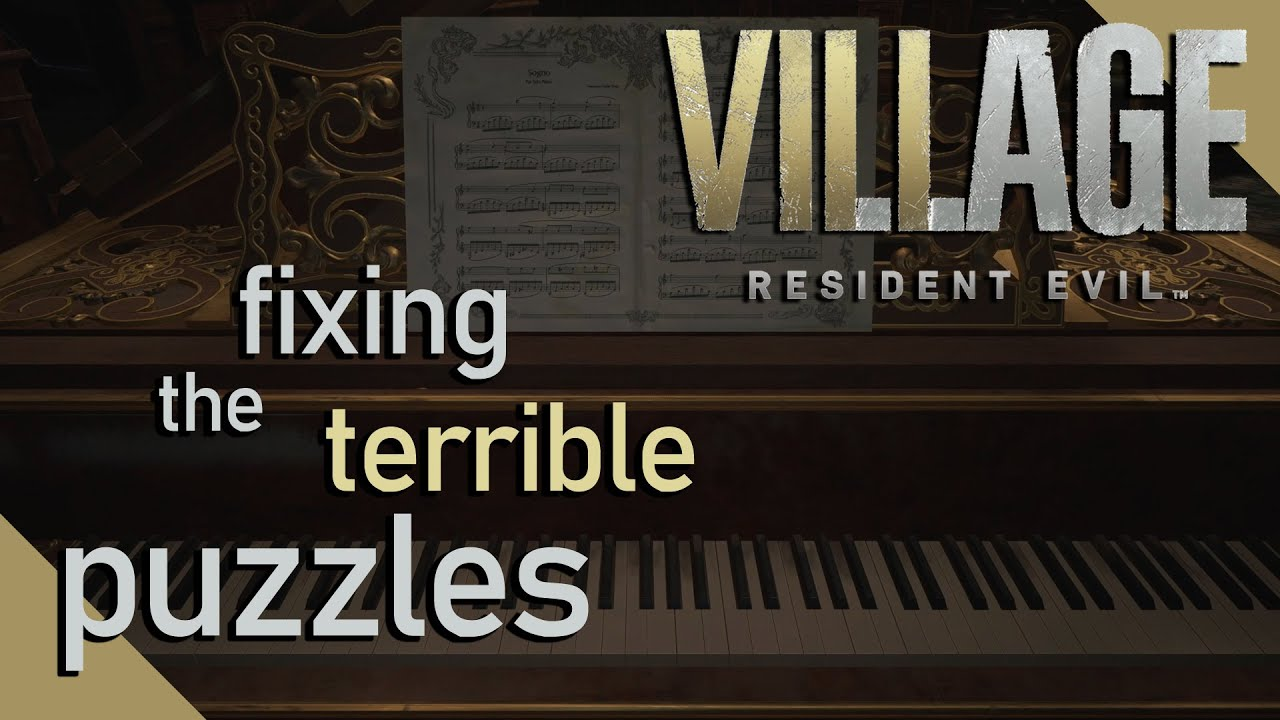 Resident Evil: Village - How to fix the TERRIBLE puzzles