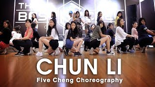 Chun-Li - Nicki Minaj(Caked Up Remix) / Five Cheng Choreography