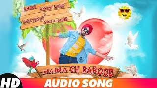 Naina Ch Barood (Full Audio) | Navjot Sidhu | Latest Punjabi Songs 2019 | Speed Records
