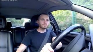 Штрафы за нарушение скорости в Германии