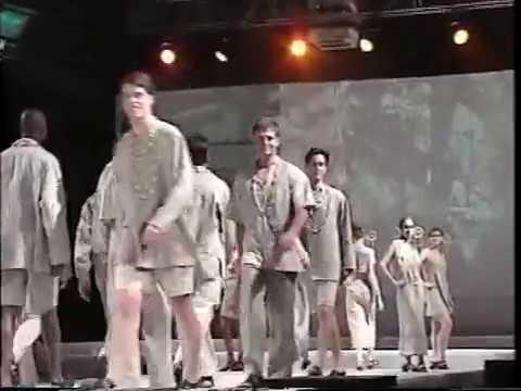 Défilé de Mode - Signature 1996 Fashion Show -- Collège LaSalle Montréal