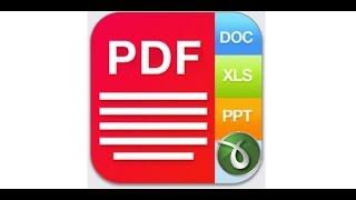 Как перевести (конвертировать) документы Excel, Word, PowerPoint в формат PDF