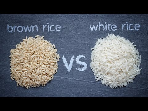 The Truth About Rice: Brown vs White (Science)