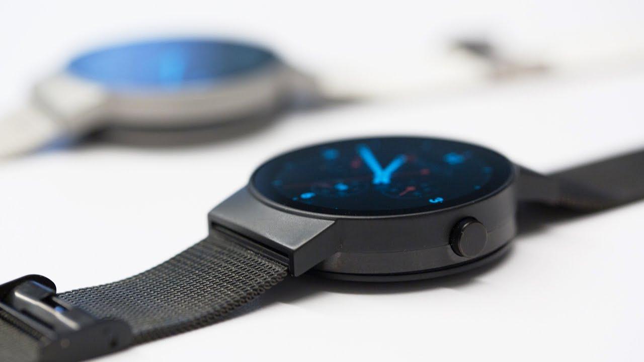 This Smartwatch Talks To Amazon Alexa Youtube