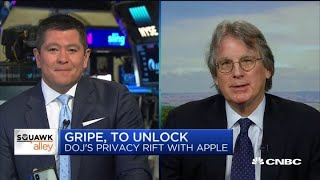 Apple's position on security is 'exactly correct': Elevation Partners co-founder