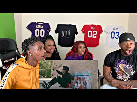 """Foolio """"When I See You"""" Remix Official Video   REACTION"""