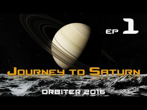 Journey to Saturn - Episode 1: SpaceX Falcon Launch (ORBITER 2016)