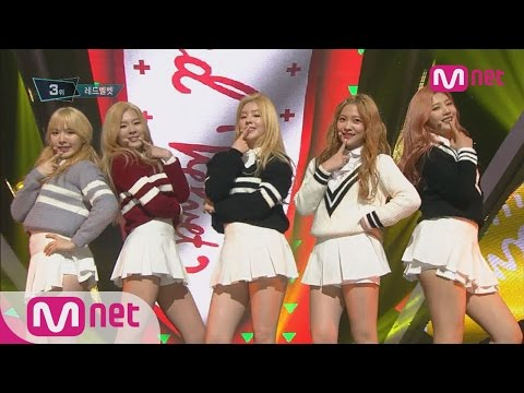 The Trend 'Red Velvet'! Sweet Girls' Sweetest Stage! 'ICE CREAM CAKE' [M COUNTDOWN] EP
