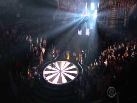 50th ACM Awards Performance By Thomas Rhett