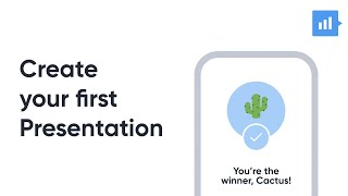 Creating your first presentation with mentimeter is easy and only takes 90 seconds! this video gives you a guide of how to get started on journey bui...