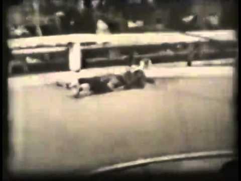 1949 - Roller Derby - New Jersey vs Philadelphia