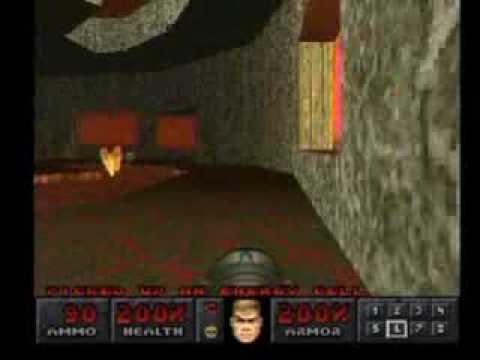Final Doom (PSX) - Map24 (Heck) |