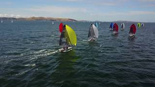The Hutchins School Sailing - 2019 SB20 Tasmanian Championships
