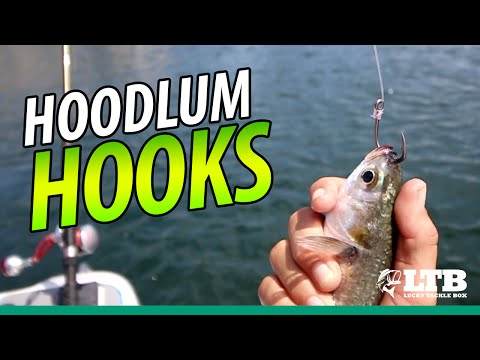 Fishing with Mustad Hoodlum Hooks: Lucky Tackle Box Tips