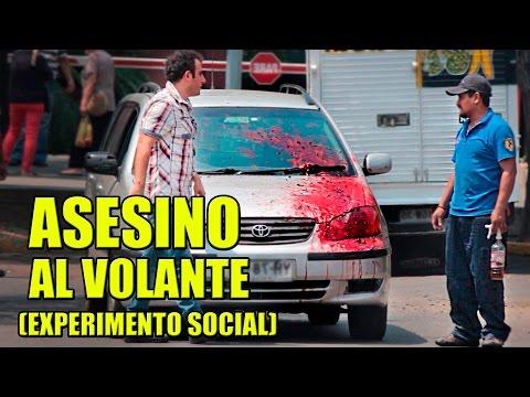 Asesino al volante | Experimento Social - La Vida Del Desvelado