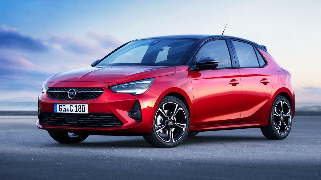 Opel Corsa 2020 - 2021 Review, Photos, Exhibition ...