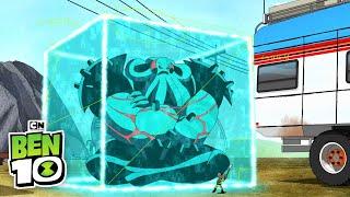 Ben 10 | Vilgax in a Box | Cartoon Network