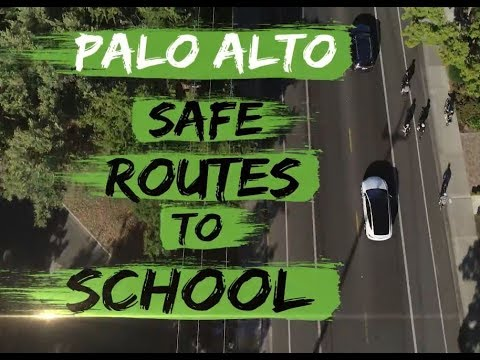 City of Palo Alto, CA - Safe Routes To School