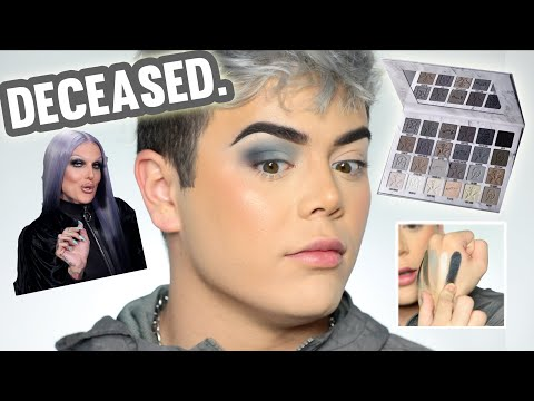 UNBAISED Review Of Jeffree Star's Cremated Palette