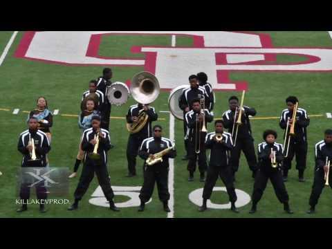 Mumford High School Marching Band - Field Show - 2017