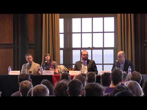 Matt Yglesias - Public Affairs Writer in Residence, Spring 2018
