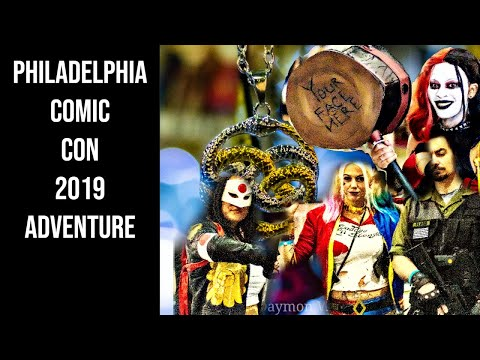 Free Library of Philadelphia Comic Con Vlog from YouTube · Duration:  7 minutes 44 seconds