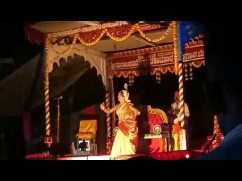 Mandarthi mela yakshagana video