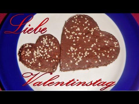 Valentinstag Rezept Pralinen Kekse Hausgemacht Sehr Schnell Und