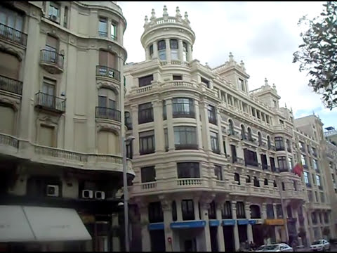 17 madrid downtown