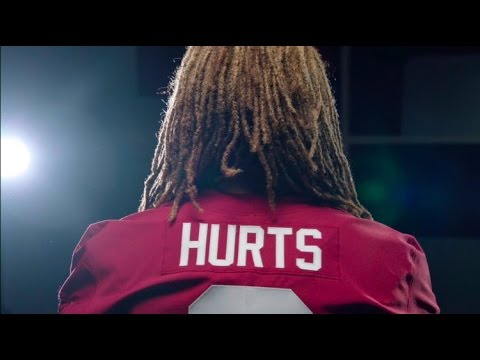 "Jalen Hurts || ""True Freshman"" 