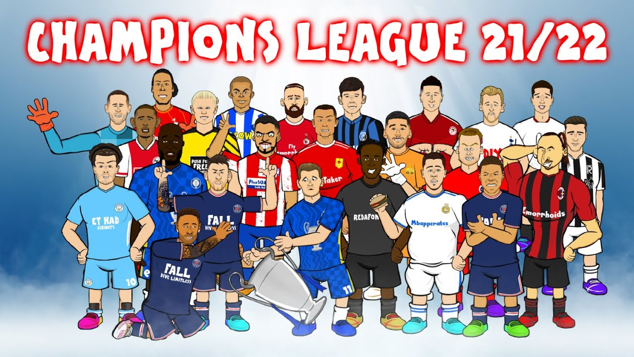 Download 🏆Champions League 21/22🏆 (Footballers React and Prepare)