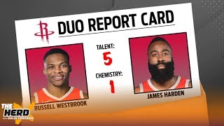 Colin Cowherd grades the Top 12 duos currently in the NBA & sorts them by tier | NBA | THE HERD Video